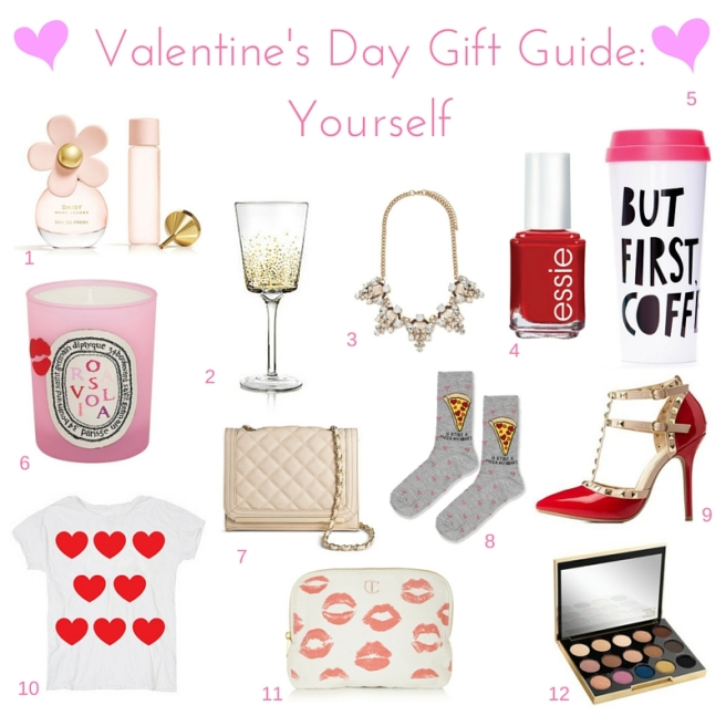 Valentine's Day Gift Guide-Yourself