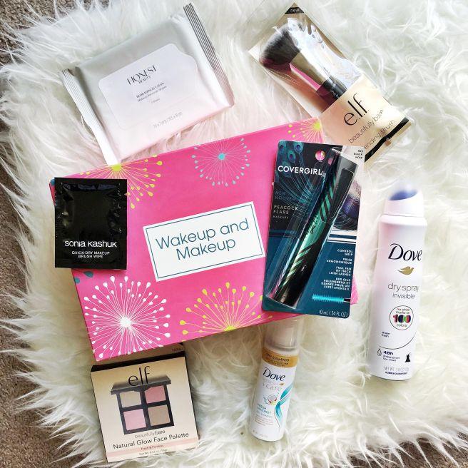 Target box makeup