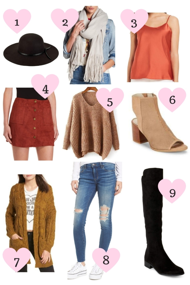 Fall Closet Staples